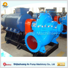 Centrifugal horizontal large volume raw water transporting split case/casing pump