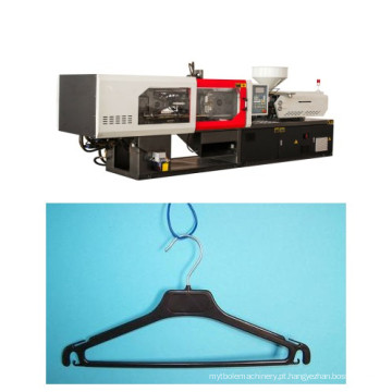 Máquina de moldagem por injeção de alta velocidade do gancho plástico 150ton