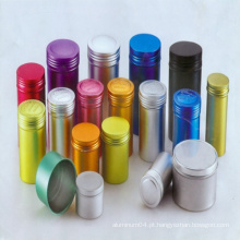 Tampas de garrafa de vinho Coiled Aluminium Coil