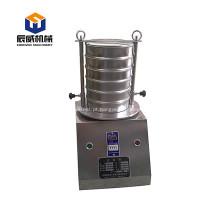 máquina de peneira de teste de laboratório geológico de aço stianless