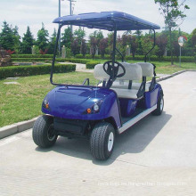 Carro de golf Club Car 4 asientos eléctricos con Ce Approved (DG-C4)