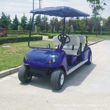 Club Car Golf Cart 4 Seats Electric with Ce Approved (DG-C4)