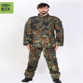 Woodland Camouflage Army Uniform Combat Uniform