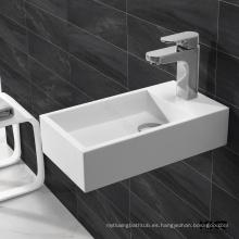 lavabo con encimera de granito