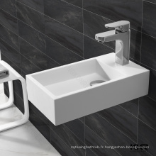 lavabo avec dessus en granit
