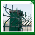3D rigid mesh panel fence for school