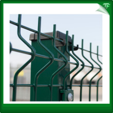 3D rigid welded security mesh