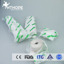 customized orthopedic plater of paris bandage for hospital use