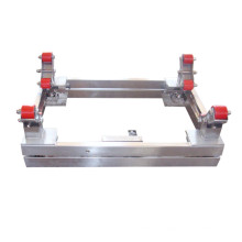 1000KG Electronic Stainless Steel Cylinder Scale