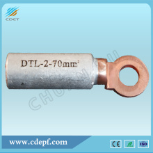 Reliable for Bimetallic Crimp Lugs Cable End Terminal DTL Type Copper Aluminum Connecting Terminal export to Bosnia and Herzegovina Wholesale
