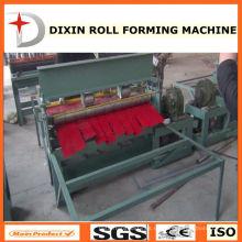 Máquina de corte longitudinal de rollo de metal simple