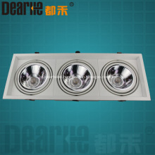 24W LED Bean container light 1500lm~1800lm RA>80 AC110V or AC90V-260V