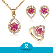 18k Gold Jewelry Diamond Jewelry Wholesale (SH-J0051)