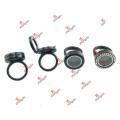 Joyería hecha a mano al por mayor de los anillos de encargo para los regalos de la manera (CHR51204)