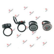 Großhandelsgewohnheit handgemachte Ring-Schmucksachen für Art- und Weisegeschenke (CHR51204)