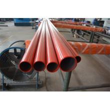 Sch10 ASTM A135 Tubería de acero para sistema de extinción de incendios por aspersión