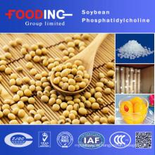 Reiner Sojabohnenextrakt 80% Phosphatidylcholin (CAS 8002-43-5)