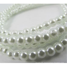 wholesale glass pearl necklace designs