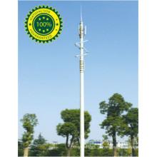 Torre de rádio tradicional de 40m feita de aço de boa qualidade