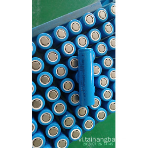 Pin lithium 3.2v lifepo4 18650 1100mah pin