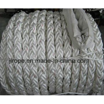 Cuerda de nylon / cuerda de amarre / cuerda marina