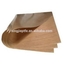 Produkte Porzellan 0,5mm 1020g / m2 ptfe beschichtetes Glasfasergewebe