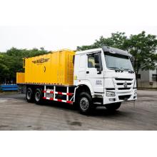 Caminhão de selo de asfalto pulverizador de chorume para venda