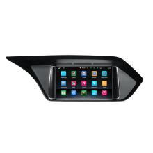 Coche de la pantalla táctil de 7 pulgadas DVD para la clase de Mercedes Benz E 2009 -2015 Reproductor de DVD del coche