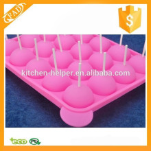 2015 Hot selling silicone cake pop