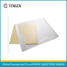 Transparente Packliste Umschlag mit verschiedenen Größen