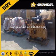 Кран XCMG фронтальный погрузчик ZL50G двигатель дизельный двигатель Shangchai SC11CB220G2B1