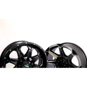 kundenspezifische Leichtmetallfelge / Autoräder Felge / 5 * 100 / Porzellanfelgen Fabrik
