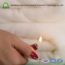 Customized Gram Flame Retardant Thermal Bonded Polyester Wadding