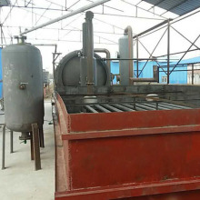 Tyre+Pyrolysis+Oil+Refining+Process+Machine