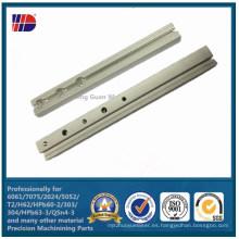 Mecanizado CNC (piezas de detector de monedas)