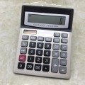 12 Digit Office Desktop Calculator with Solar power