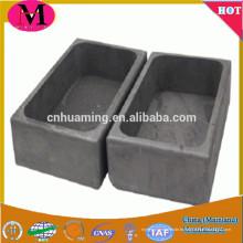 Boîte en graphite / Bateau en graphite pour la métallurgie