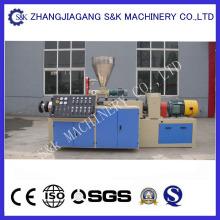 Linha de produção de tubos de PVC