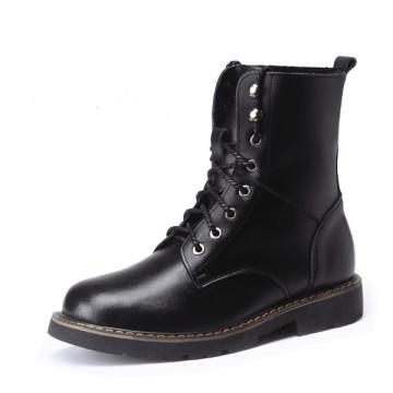 Sapatos de estilo masculino Martin com encaixe (NX 442)