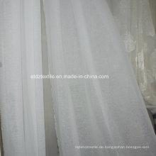 Typische Polyester Voile Attraktive schiere Vorhang