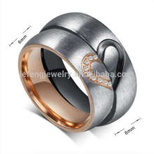 Fashion used engagement rings antique, classic ethnic wedding rings for couple
