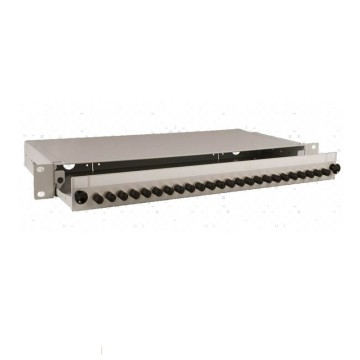 Panel Pan Fiber Optic ST Din Rail