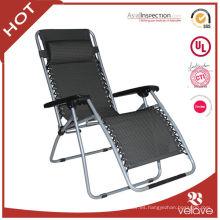silla reclinable plegable al aire libre ligera