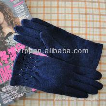 Gants de laine à gants chauds