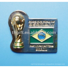 trophy badge or lapel pins