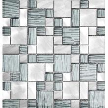 Casa Material de construcción Muro y piso Mosaico de vidrio