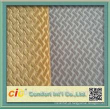 O mais recente design de tecido de sofá Jacquard
