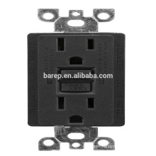 YGB-092NL GFCI 15A industrial electrical usa outlet socket receptacle designed for generators