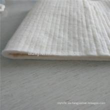 100% algodón guata Algodón orgánico badding