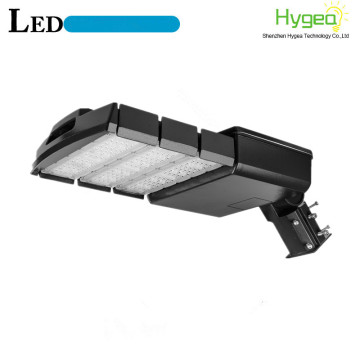 DLC 300w LED parking lot lights